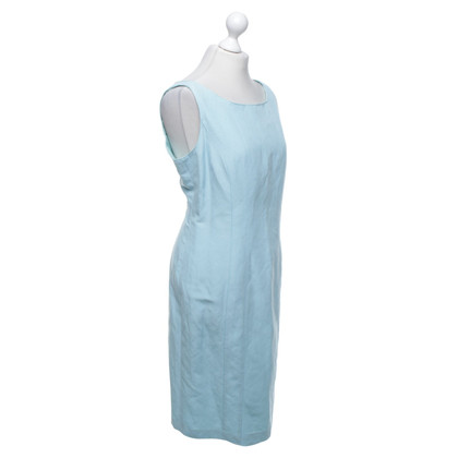 Armani Collezioni Sheath dress in light blue