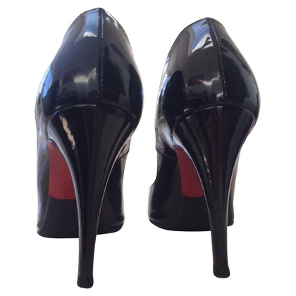 Christian Louboutin Peep-toes in black