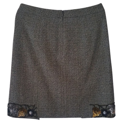 Miu Miu skirt with pleats