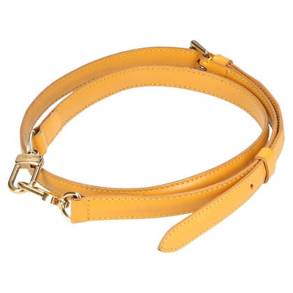 Louis Vuitton Shoulder straps made of cow leather