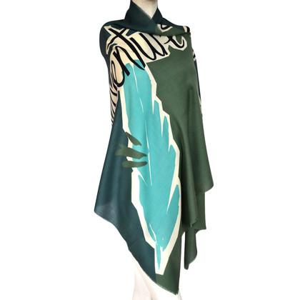 Burberry Prorsum Kasjmier sjaal met patroon