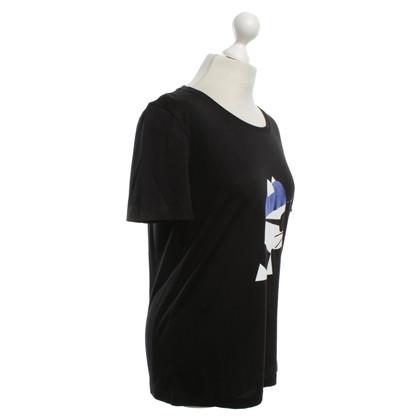 Karl Lagerfeld T-shirt avec motif imprimé