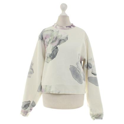 Acne Sweatshirt mit Print
