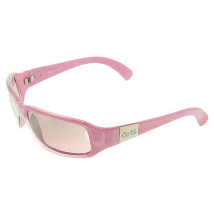 D&G Sunglasses in pink