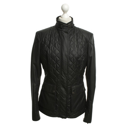 Belstaff Quilted Jacket in Black