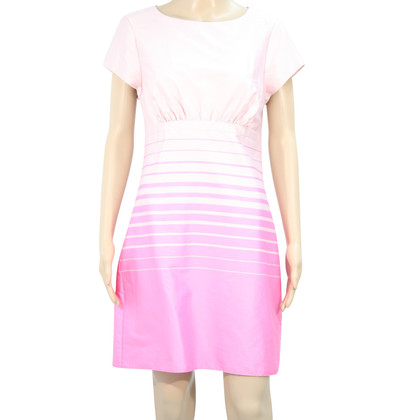 Ted Baker Striped dress in pink