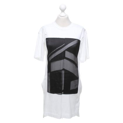 Helmut Lang T-shirt in bianco