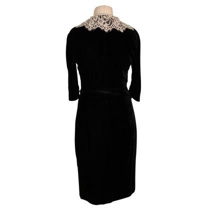 Dolce & Gabbana Fluwelen jurk