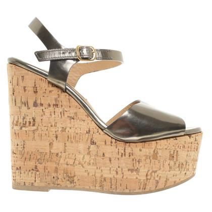 L'autre Chose Wedge sandalen