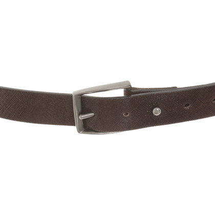 Brunello Cucinelli Belt made of leather