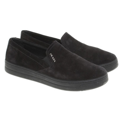 Prada Slipper in zwart