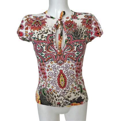 Just Cavalli T-Shirt mit Muster