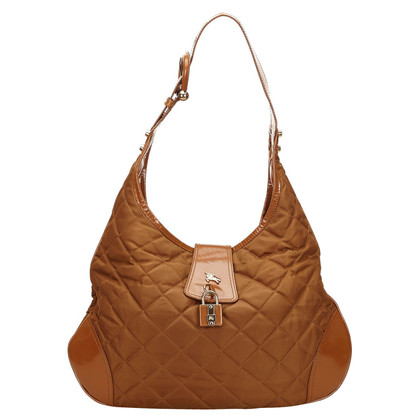 Burberry Burberry Quilted Nylon Shoulder bag