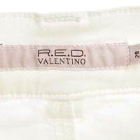 Red Valentino Jeans avec broderie