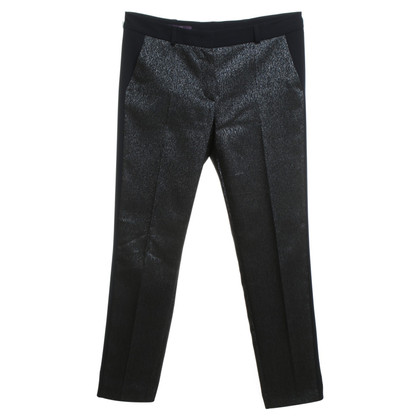 Laurèl Trousers with fancy yarn
