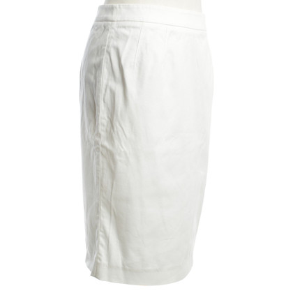 Dolce & Gabbana skirt in white
