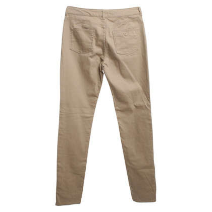 Armani Jeans trousers in Beige