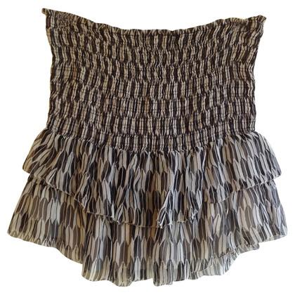 Isabel Marant Etoile skirt silk