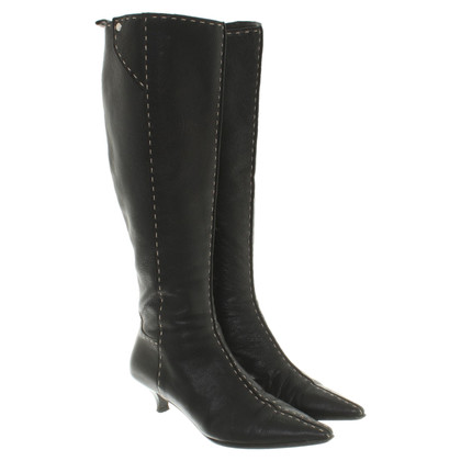 Hermès Boots in Black
