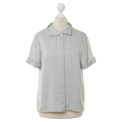 Chanel Blusa in grigio