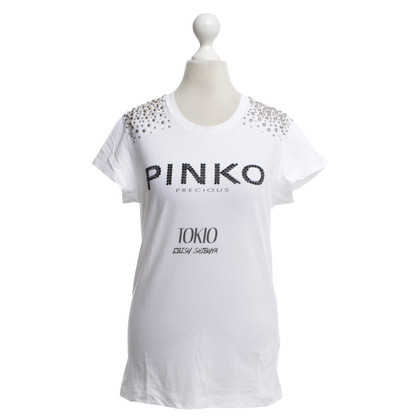 Pinko T-shirt in White
