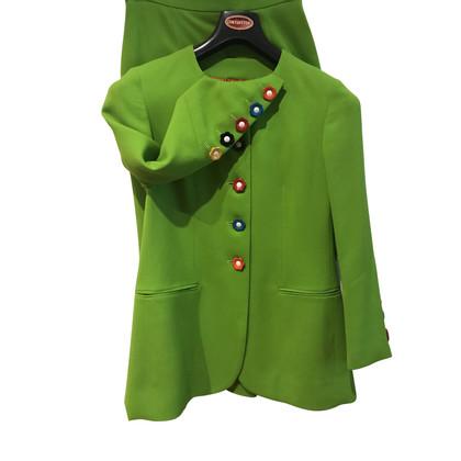 Moschino Costume in het groen