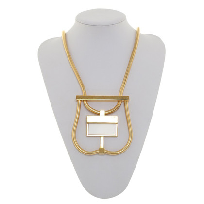 Yves Saint Laurent Gold colored Necklace