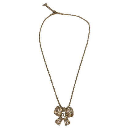 Christian Dior Chain with loop-pendant