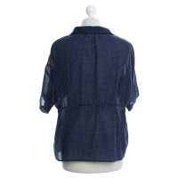Band of Outsiders Blouse with pattern