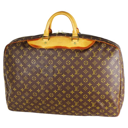 "Louis Vuitton ""Alize Monogram Canvas"""