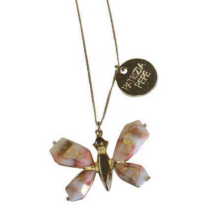 Patrizia Pepe Necklace with butterfly