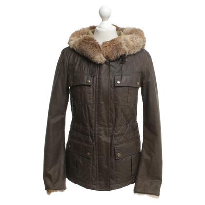 Belstaff Jacket with fur details