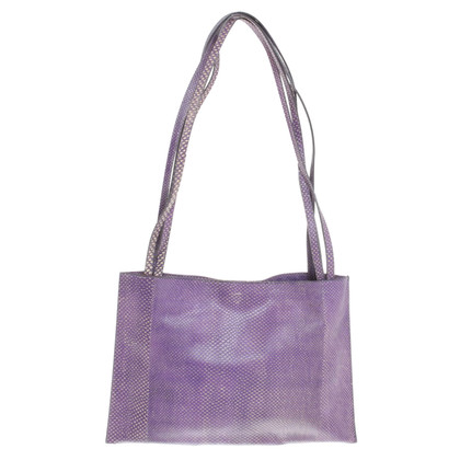 Costume National Sac en violet