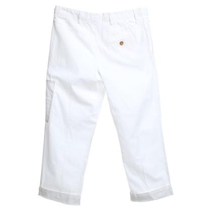 Miu Miu Pantalon en blanc