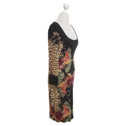 Just Cavalli Dress with pattern print