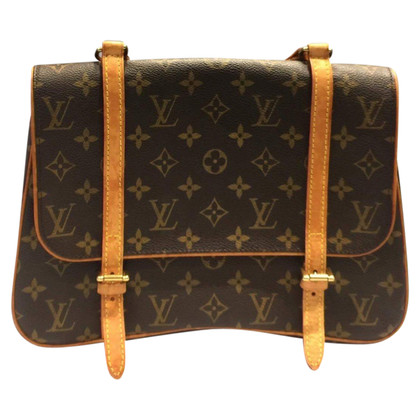 "Louis Vuitton Zaino ""Monogram Canvas Marelle"""