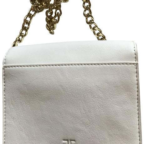 Elisabetta Franchi Handtasche Weiß Auslass Freies Verschiffen NPBZCBvp