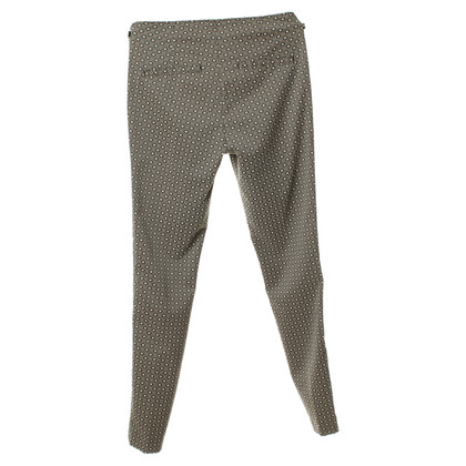 Thomas Rath Pants with rivets - / Pearl trim