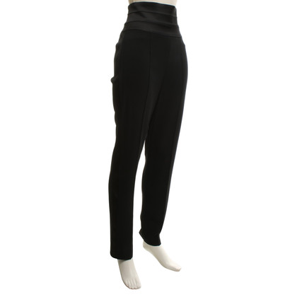 Basler Smoking-trousers in black