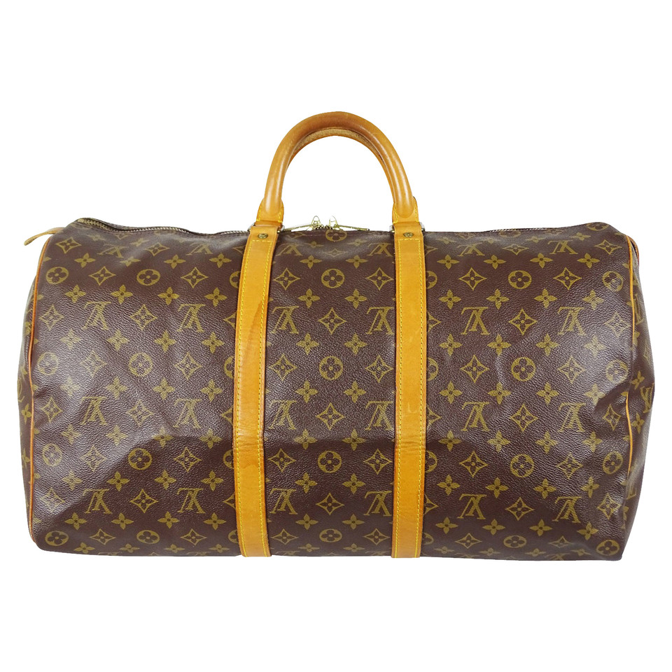 "Louis Vuitton ""Keepall 50 Monogram Canvas"""