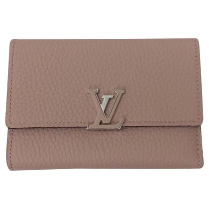 """Louis Vuitton """"Capucines Wallet Taurillon Leather"""""""