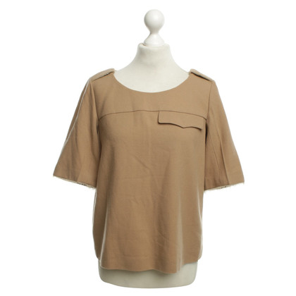 Sonia Rykiel top in Light Brown