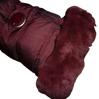 Peuterey Down jacket with real fur