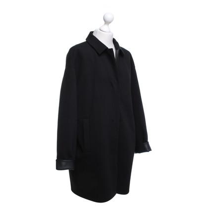 Strenesse Manteau en noir