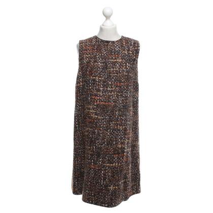 Dolce & Gabbana Bouclé dress in multicolor