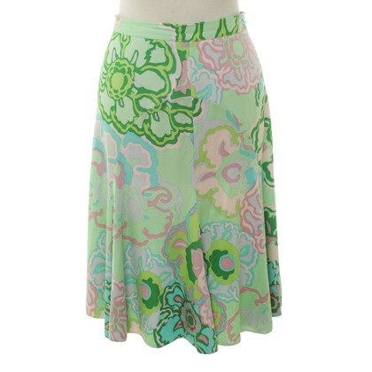 Blumarine skirt silk