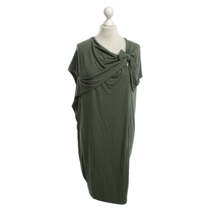 Twin-Set Simona Barbieri Dress in Green
