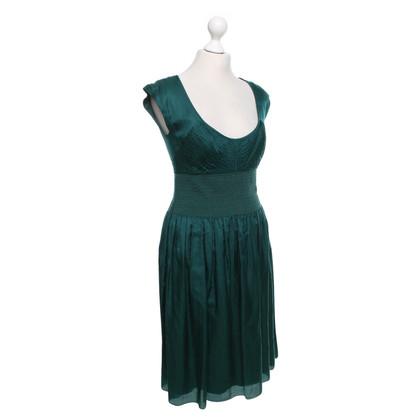 René Lezard Dress in green