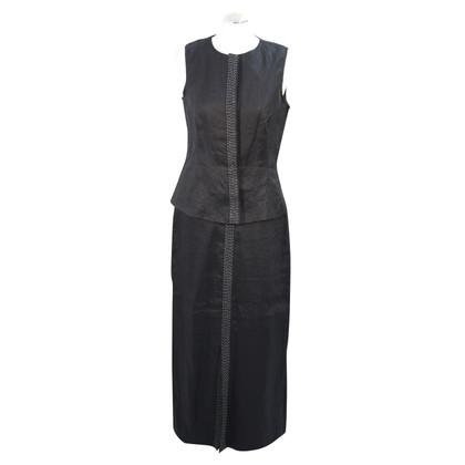 Adolfo Dominguez Suit in zwart