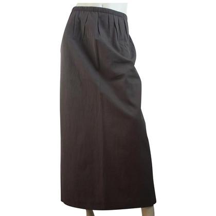 Dries van Noten Maxi skirt in grey